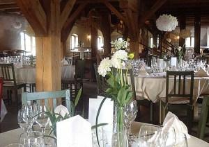 Hochzeit auf dem Gutshof Wilsickow